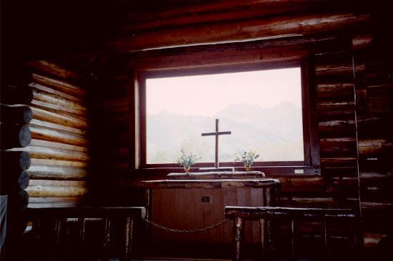 Moose, Ουαϊόμινγκ: Backdrop