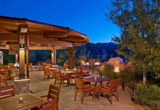 St Regis Restaurant Park City Utah