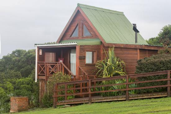 Tsitsikamma National Park, Νότια Αφρική: Outside Honeymoon Lodge