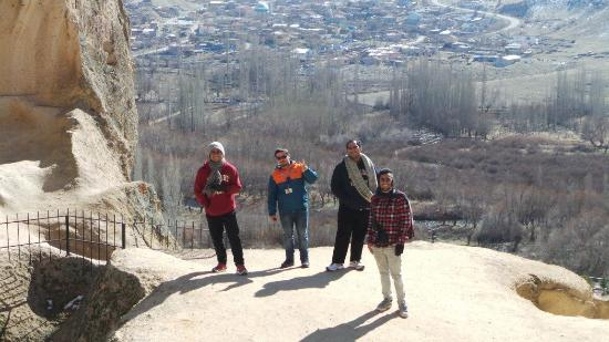 Turkey Travel Hits : Saygu, our guide was funny and very informative. He made sure the Cappadocia trip was memorable!