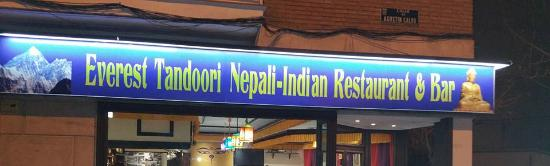 Everest Tandoori Nepali-Indian Restaurant & Bar
