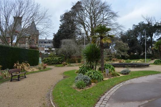 Jardin public de Cherbourg