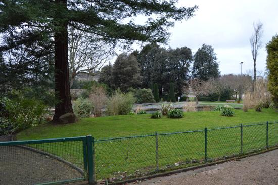 Jardin public de cherbourg photo de jardin public de for Jardin public