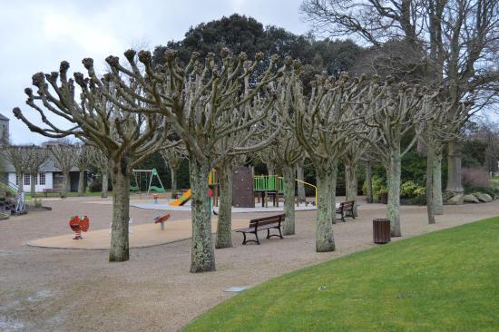 Jardin public de cherbourg foto di jardin public de for Jardin public