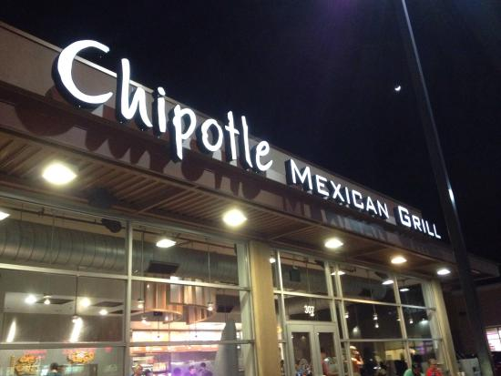 chipotle mexican grill 2 essay Chipotle mexican grill chipotle mexican grill is an example of a relatively recent entrant in the national fast-food space that has provided exceptional quality to customers.