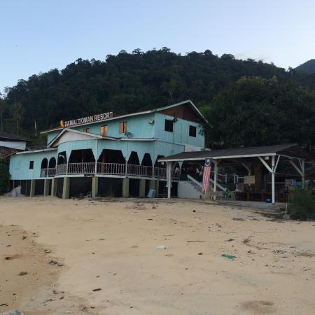 Damai Beach Resort Tioman