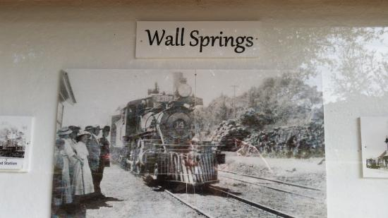 Palm Harbor, FL: Was on the railroad line - Now Pinellas trail