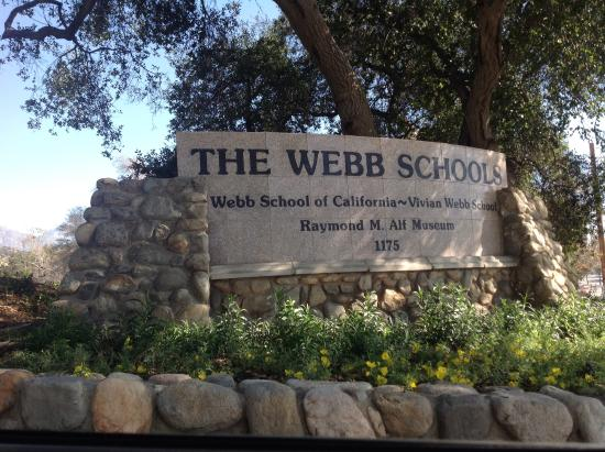 Image result for the webb schools of claremont, california entrance