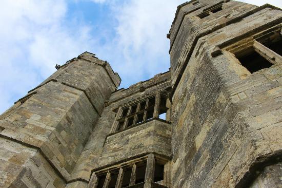 Fareham, UK : Titchfield Abbey