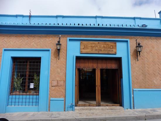 Hotel Posada El Paraiso: HOTEL