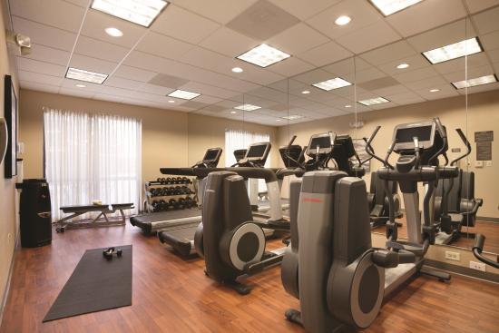 Lombard, IL: Stay Fit Room