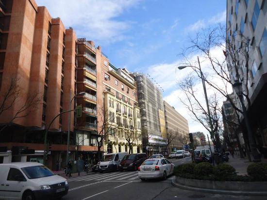 El retiro photo de barrio de salamanca madrid tripadvisor - Barrio salamanca madrid ...