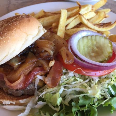 Norcross, Τζόρτζια: Bacon cheeseburger