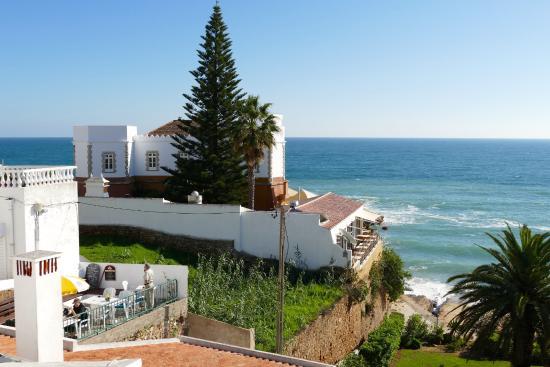 Luz, Portugal: The terrace