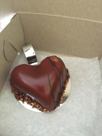 Tony's Bistro & Patisserie: A valentines treat