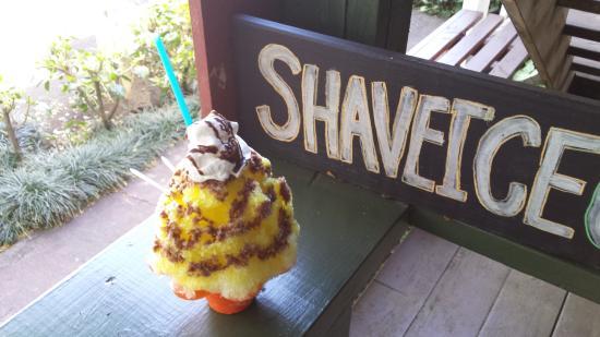 Hau Hale Shave Ice