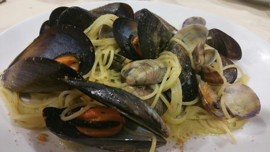 Campagnatico, Italie : Spaghetti del Cerro