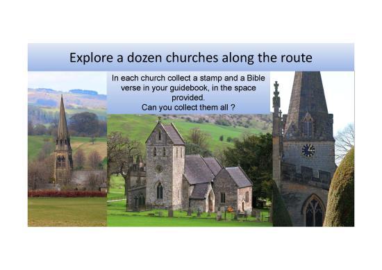 Ilam, UK: Explore a dozen churches along the route