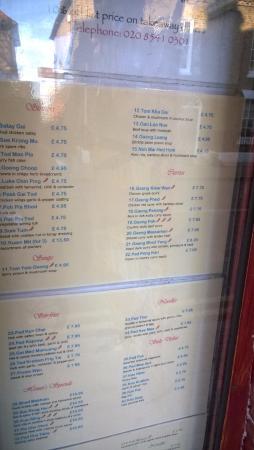 Best Thai Restaurant In Kingston Upon Thames