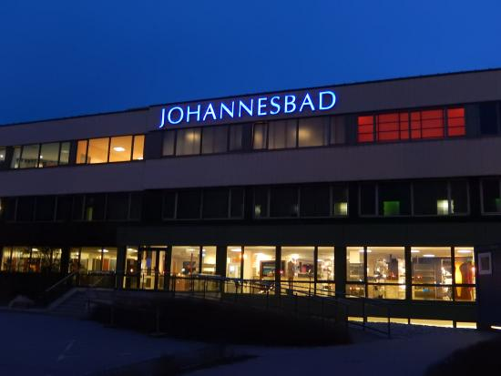 Bad Fussing, Germany: Johannesbad