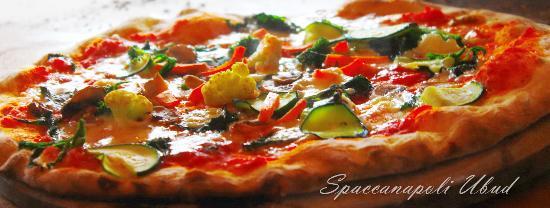 Pizza authentic neapolitan