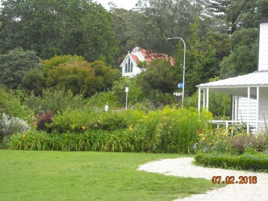 Kemp House and St James Church, Kerikeri