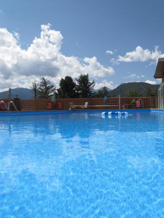 Murphy's Resort at Estes Park : Add ons availible