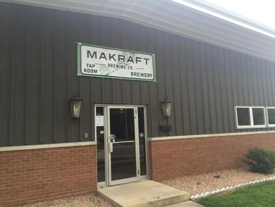 Makraft Brewing Co.