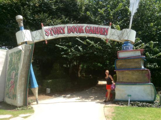 Pokolbin, Austrália: Do t forget Storyland Garden!