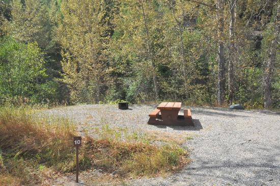 Greenwood, Canada: Boundary Creek Provincial Park Campground