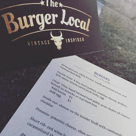 The Burger Local Image
