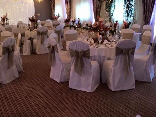 Westhoughton, UK: wedding