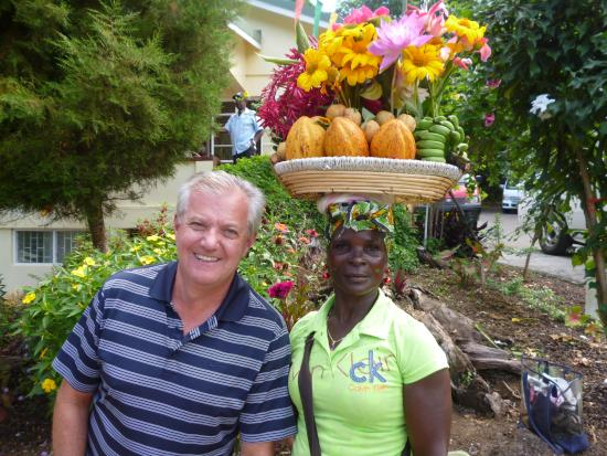 Annandale Falls: On ya head love