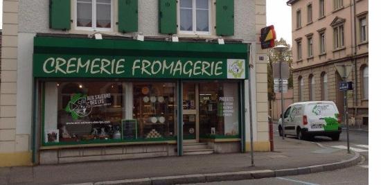 Σεν Λουί, Γαλλία: Angle rue de Mulhouse et rue des 3 rois - Saint-Louis