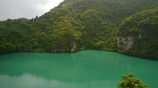 Bophut, Thailand: Emerald Lake