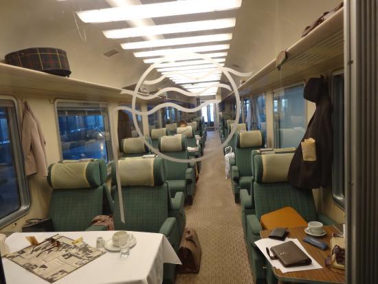 Schaerbeek, België: Vagon TEE