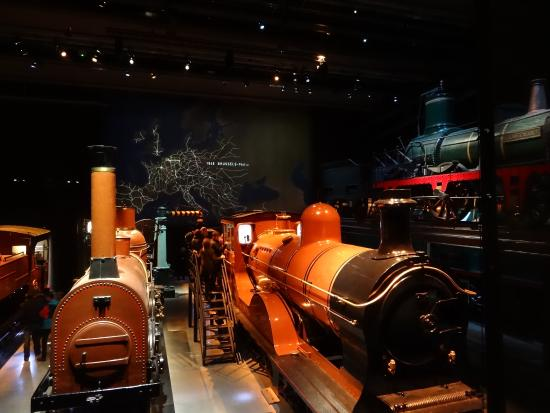 Schaerbeek, België: Locomotives
