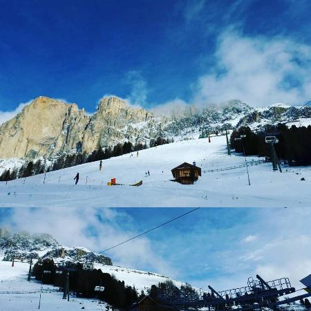Нова-Леванте, Италия: Carezza Ski