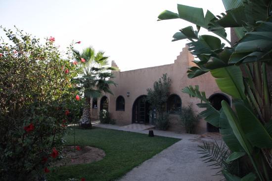 Domaine Caro: Nebengebäude