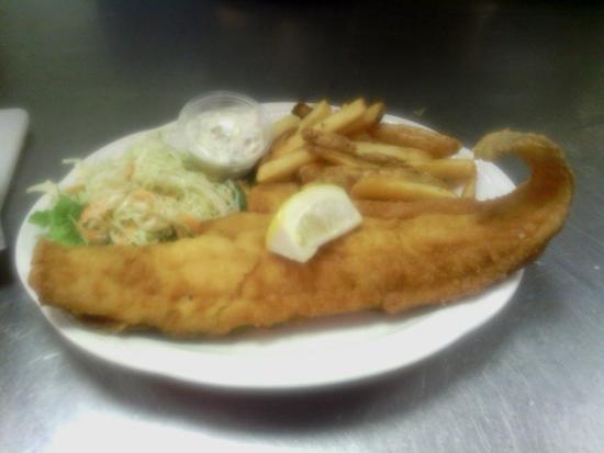 Utica, NY: Fresh Haddock Fish Fry
