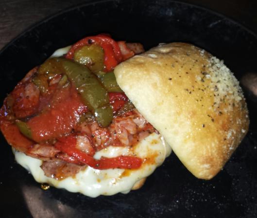 Utica, NY: Basile Burger