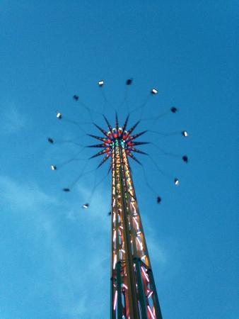 Jackson, NJ: Sky Screamer from the Ground