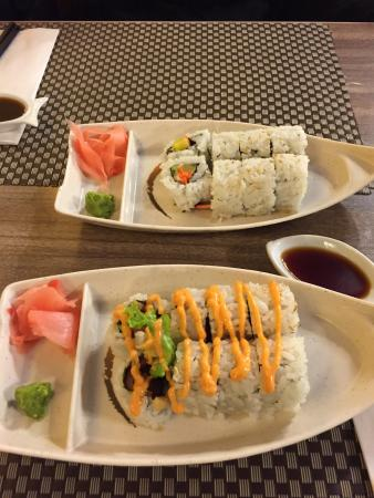 Moose Jaw, Kanada: Apps before supper at spa