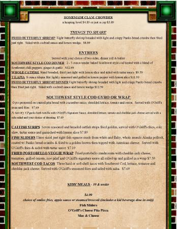 Quincy, IL: Specials for February to April