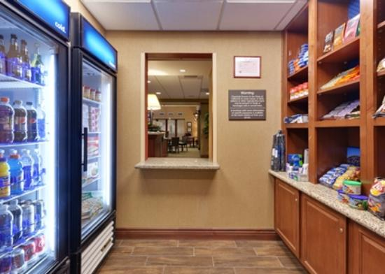 Hampton Inn & Suites Windsor - Sonoma Wine Country: Snack Shop