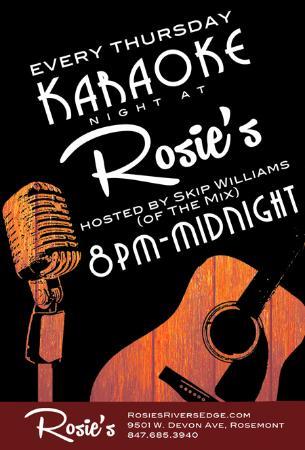 Rosemont, IL: Karaoke