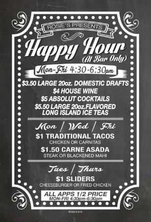 Rosemont, IL: Happy Hour