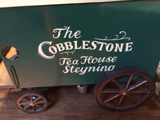 Steyning, UK: The Cobblestone Tea House