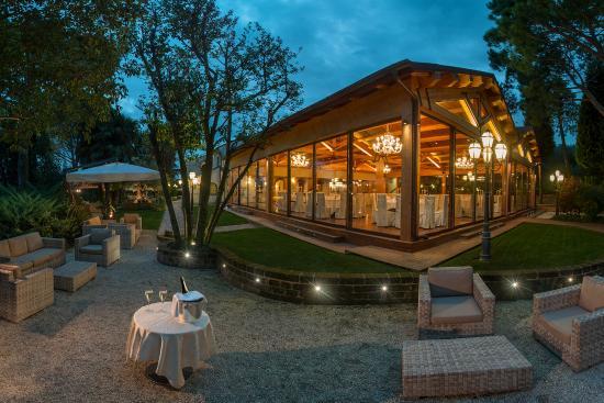 Montegranaro, Ιταλία: giardino
