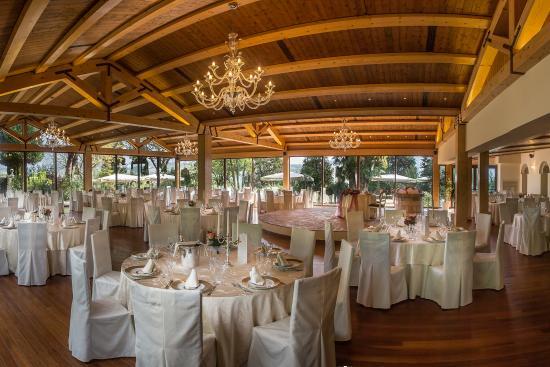 Montegranaro, Italien: Sala Banchetti
